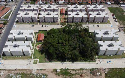Resultado do sorteio dos  apartamentos do Residencial Parque do Sul