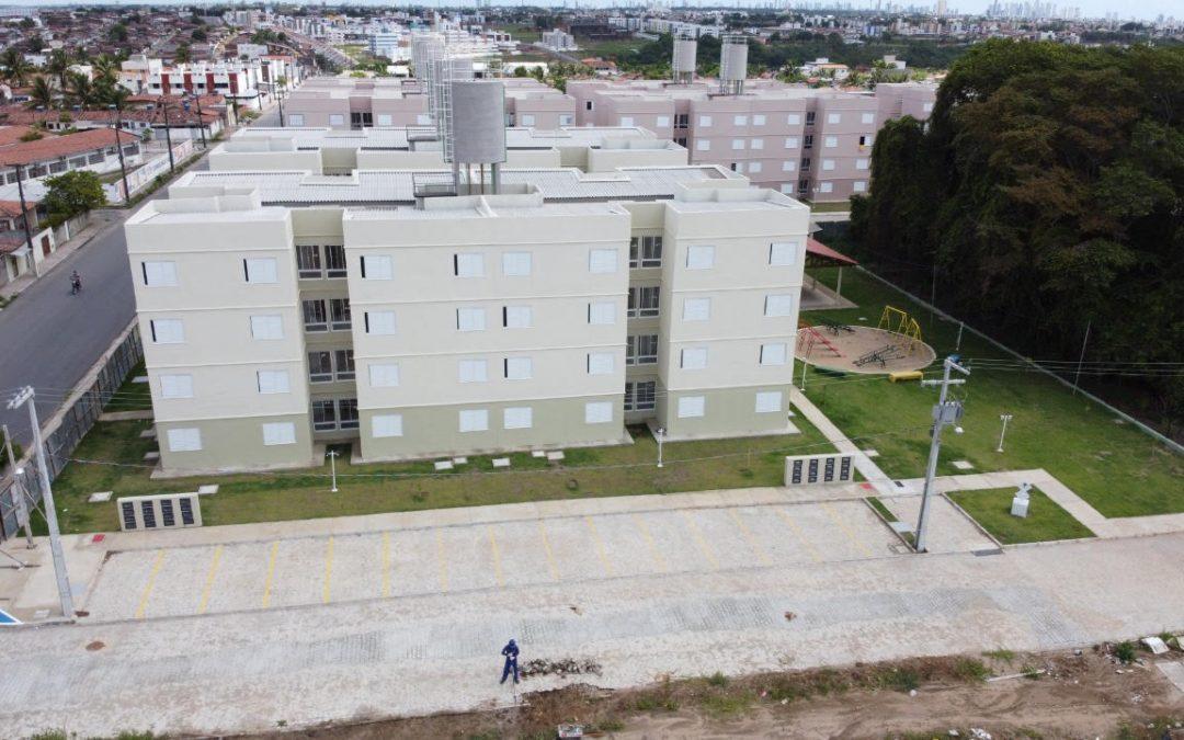 Governo entrega 128 apartamentos em João Pessoa