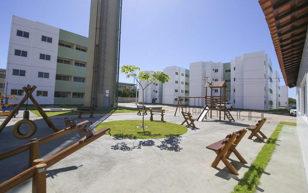Governo entrega Residencial Pedra do Reino, em João Pessoa, e beneficia mais de 800 pessoas
