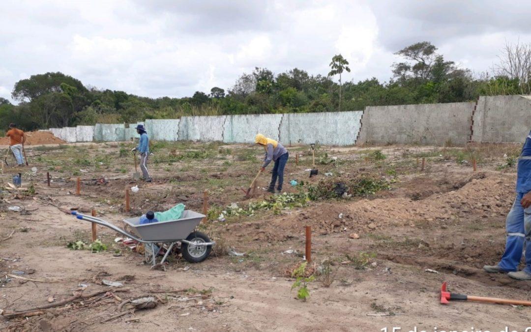 Governo inicia primeira obra do Programa Parceiros da Habitação